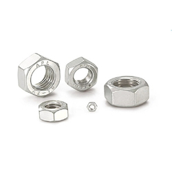 Stainless Steel Hexagon Nut, Size: M8-M56