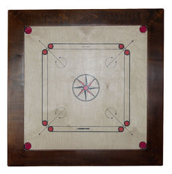 Club Size Carrom Board
