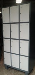 Safeage Cabinet with 12 Lockers