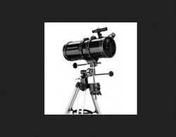 Celestron powerseeker eq telescope with motor drive midnight
