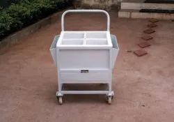 Steel Tool Trolley