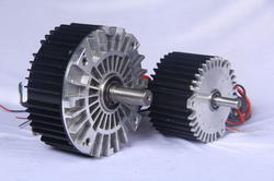 BLDC Motors with Controller, Speed: 2300 RPM, Voltage: 24 V, Power: 1 HP