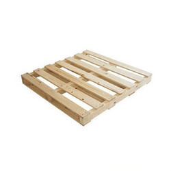 Two Ways Wooden Pallet