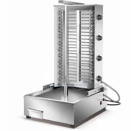 Electric Shawarma Machine, शवर्मा मशीन - Myra Industries ...