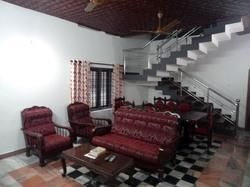 Short Term Rental Furnished 4 Bedroom House Near Chungom, Kottayam, Size/ Area: 3000