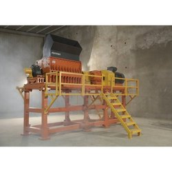 Scrap Wire Cable Shredder