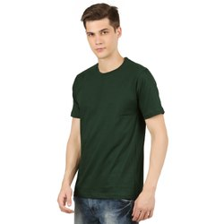 Round Neck T Shirt 100 % Cotton