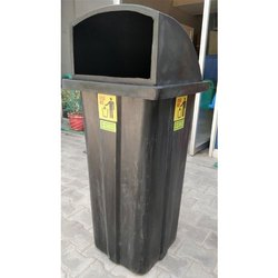 Ercon Black Plastic Bins
