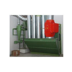 Automatic Steel Textile Waste Evacuation System, Electric, 220v