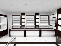 Showroom Interior Designing Work In Ekkaduthangal, Chennai, Gvs Designs |  ID: 12433554362