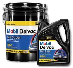 Mobil Lubricating Oil