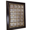 24 Partition Chocolate Tray