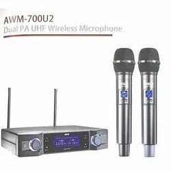 Ahuja AWM-700U2 UHF Wireless Microphone