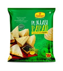 Punjabi Papad (Spicy)