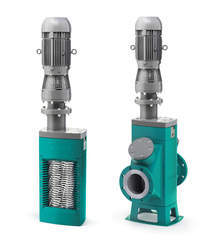Twin Shaft Macerators Wastewater Pumps
