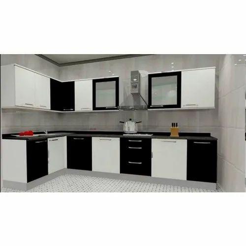 Modular Kitchen U Shaped Modular Kitchen Manufacturer From Patna