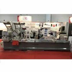 Aluminum Section Cutting Machine
