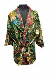 Beachwear Kimono Women Bathrobe