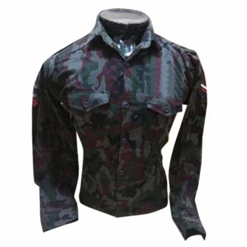 42ccaa541 Mens Army Shirt at Rs 300 /piece | Army Shirt | ID: 16879976988