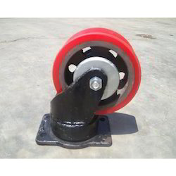 Heavy Duty Rubber Caster Wheels