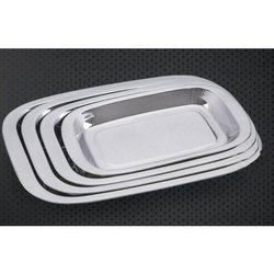 High Way Stainless Steel Tray Set
