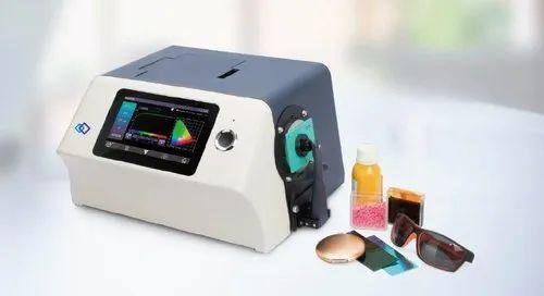 Reflectance Bench Top Grating Spectrophotometer (Transmission optional)