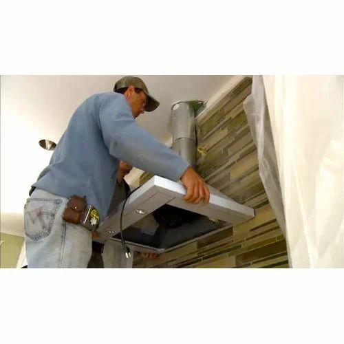 Kitchen Hood Installation Service