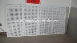Perforated Gypsum Board, Acoustic Gypsum Boards