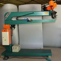 7m Super Model Dual Servo Corrugated Box Flap Stitching Machine