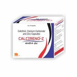 Calcitriol Calcium Carbonate And Zinc Capsules, Renown