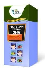 Kids Syrup DHA Multivitamins