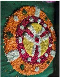 Rangoli Decorations Service