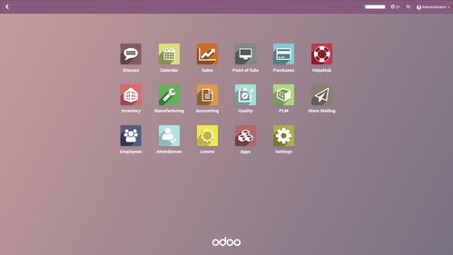 Odoo Erp Software