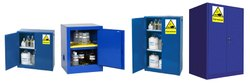 Tesla Chemical Safety Cabinet SS Make