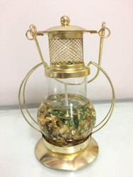 Decorative Round Home Decor, Rechargeable, 6 Inch
