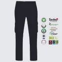 Fair Trade Organic Cotton Mens Cargo Trousers
