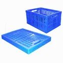 Plastic Foldable Crates