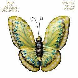 PP42 Fiberglass Butterfly Sculpture