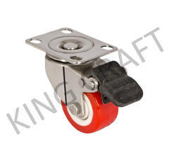 Stainless Steel Die Pressed Plate Break Caster