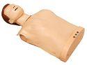 Half Body CPR Training Manikin With Light Indicator