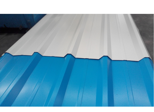 Color Coated Sheets Color Coated Corrugated Sheets