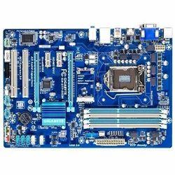 Intel H61 Express Chipset Gigabyte H61 Motherboard, For