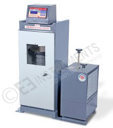 EIE Cube Testing Machine, Model Name/Number: Tm-042, Packaging Type: Wooden