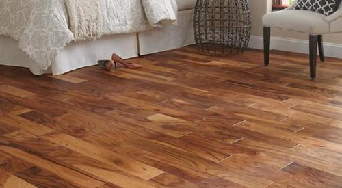 Residential Building Action Tesa Laminated Wooden Flooring Services, Delhi-ncr