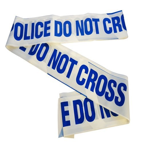 white blue do not cross tape rs 150 roll v4you group id