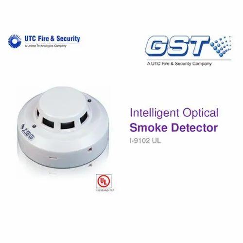Smoke Detector Honeywell Sd355 Intelligent Addressable Smoke