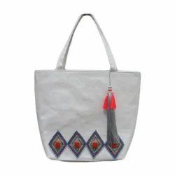 0054d505ecdb Multicolor Embroiderd Ladies Embroidered Handbag, Rs 150 /piece   ID ...