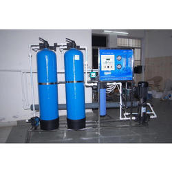Fully Automatic Drinking Water Treatment Plant, Capacity Inlet Flow Rate: 100, 500 Cubic Meter/hour