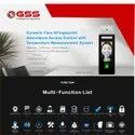 Face Recognition And Temperature Checking Machine