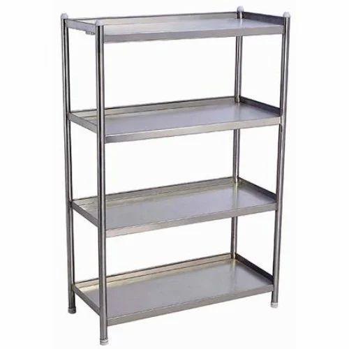 Stainless Steel Laboratory Rack at Rs 7000/unit | Laboratory Racks | ID:  19157088912